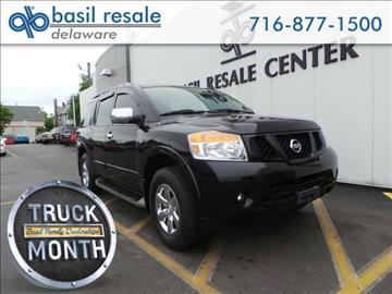 2012 Nissan Armada for sale in Buffalo, NY