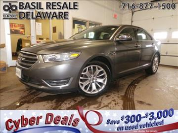 2013 Ford Taurus for sale in Buffalo, NY