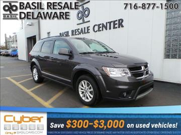 2016 Dodge Journey for sale in Buffalo, NY