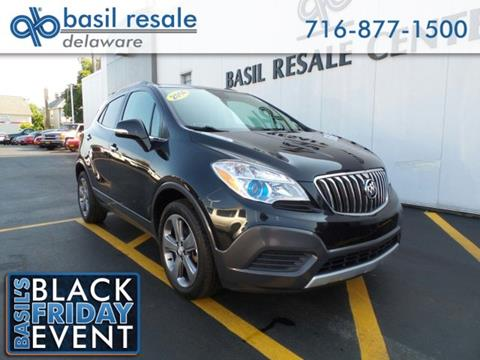 2014 Buick Encore for sale in Buffalo NY
