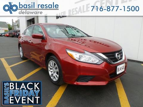 2016 Nissan Altima for sale in Buffalo NY