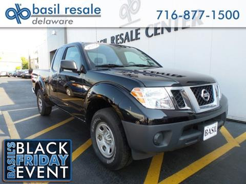 2015 Nissan Frontier for sale in Buffalo NY