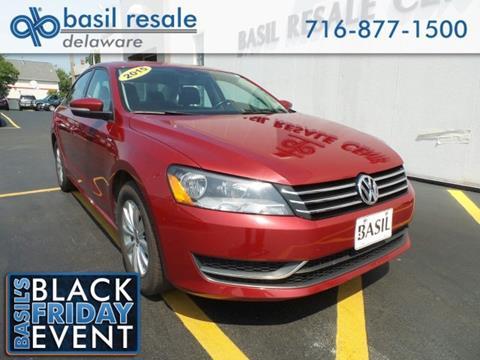 2015 Volkswagen Passat for sale in Buffalo, NY