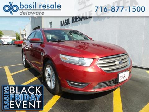 2013 Ford Taurus for sale in Buffalo NY