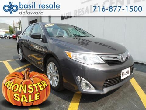 2014 Toyota Camry for sale in Buffalo, NY
