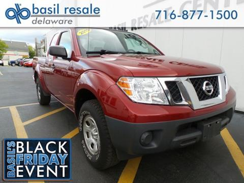 2015 Nissan Frontier for sale in Buffalo, NY