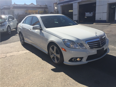 2010 Mercedes-Benz E-Class for sale in Waterbury, CT