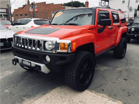 2009 HUMMER H3 for sale in Waterbury, CT