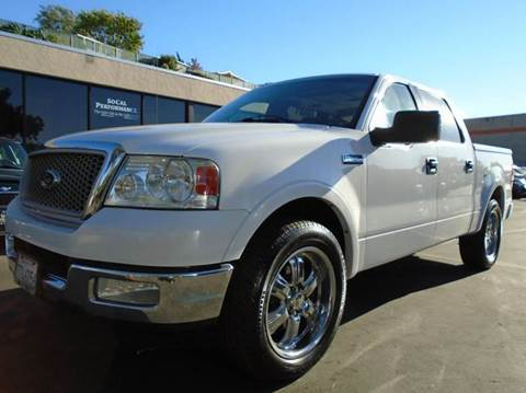 2004 Ford F-150 for sale in San Diego, CA