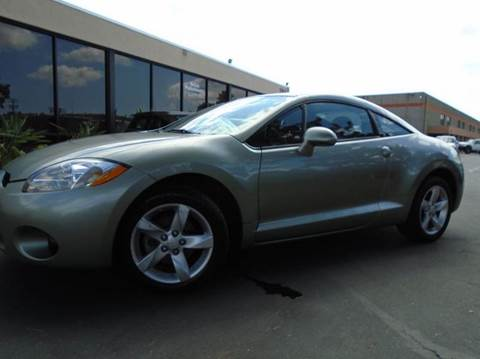 2008 Mitsubishi Eclipse for sale in San Diego, CA