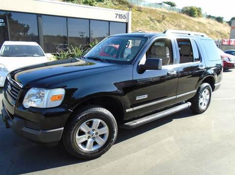 2006 Ford Explorer for sale in San Diego, CA