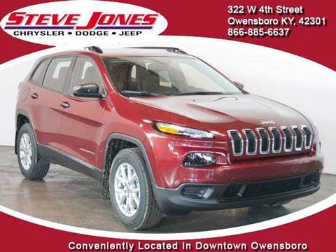 2015 jeep cherokee for sale in kentucky. Black Bedroom Furniture Sets. Home Design Ideas