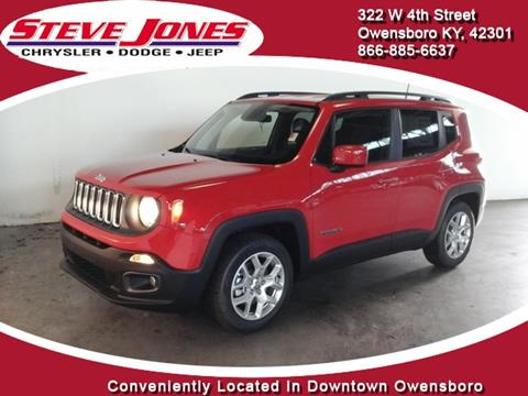 2018 Jeep Renegade for sale in Owensboro, KY