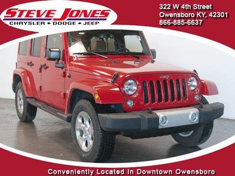 2014 Jeep Wrangler Unlimited for sale in Owensboro, KY