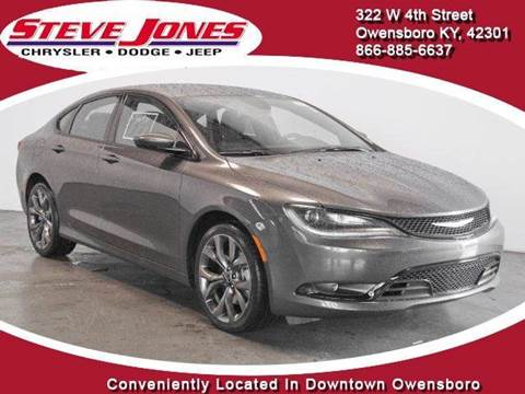 2015 Chrysler 200 for sale in Owensboro KY
