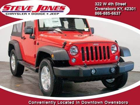 jeep wrangler for sale in owensboro ky. Black Bedroom Furniture Sets. Home Design Ideas