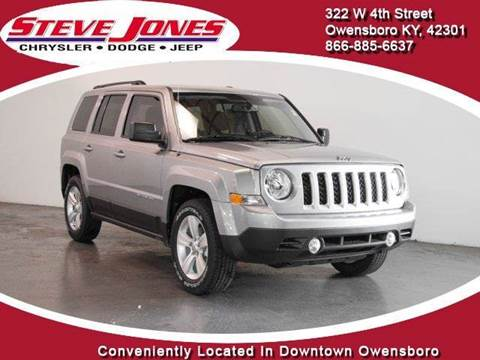 2014 jeep patriot for sale in owensboro ky. Black Bedroom Furniture Sets. Home Design Ideas