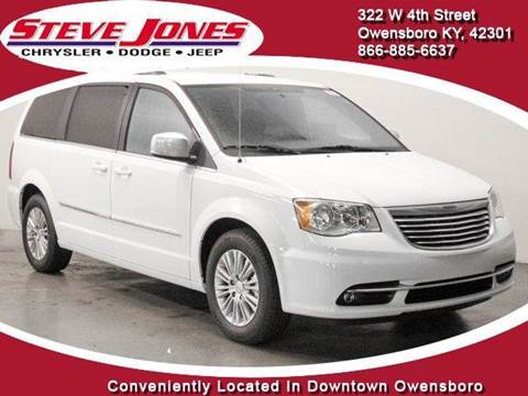 chrysler town and country for sale in owensboro ky. Black Bedroom Furniture Sets. Home Design Ideas
