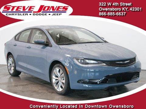 2015 Chrysler 200 for sale in Owensboro, KY