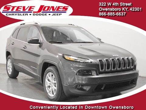 2015 Jeep Cherokee for sale in Owensboro KY