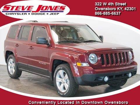 2014 Jeep Patriot for sale in Owensboro KY
