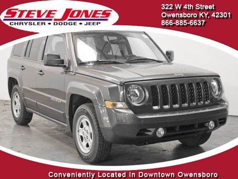 2015 Jeep Patriot for sale in Owensboro, KY