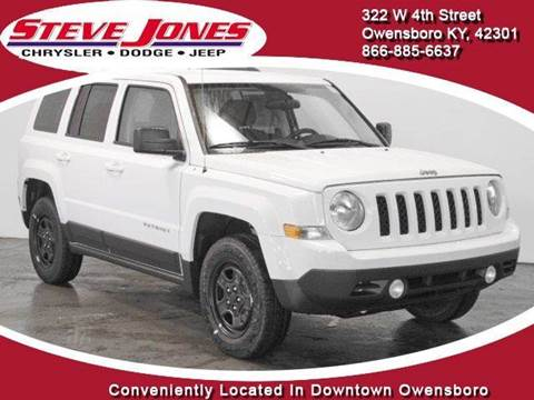 2015 Jeep Patriot for sale in Owensboro KY