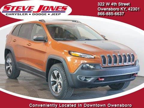 2015 Jeep Cherokee for sale in Owensboro, KY