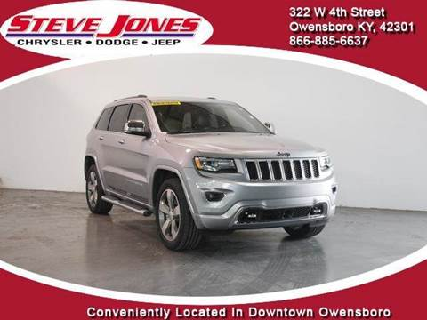 2014 Jeep Grand Cherokee for sale in Owensboro KY