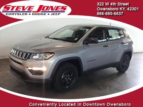 2018 Jeep Compass for sale in Owensboro, KY