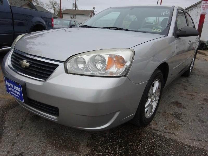2007 chevrolet malibu ls fleet 4dr sedan v6 in houston tx. Black Bedroom Furniture Sets. Home Design Ideas