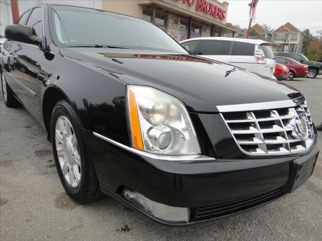 2010 Cadillac DTS Pro