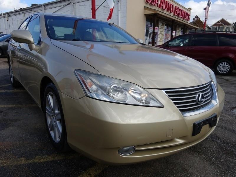 2007 lexus es 350 4dr sedan in houston tx usa auto brokers. Black Bedroom Furniture Sets. Home Design Ideas