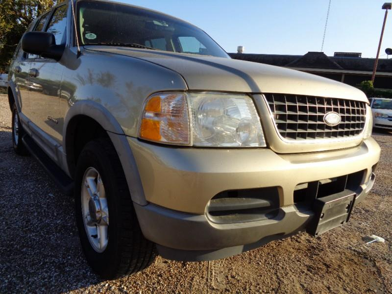 Used 2002 Ford Explorer For Sale In Houston Tx