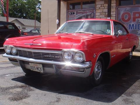 1965 Chevrolet Impala for sale in Houston, TX