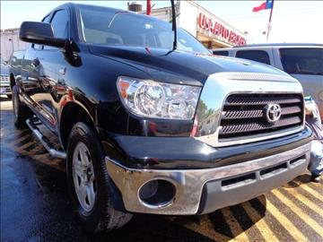 2004 Toyota Tundra for sale in Houston, TX