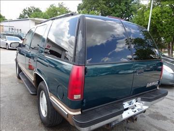 1996 Chevrolet Tahoe