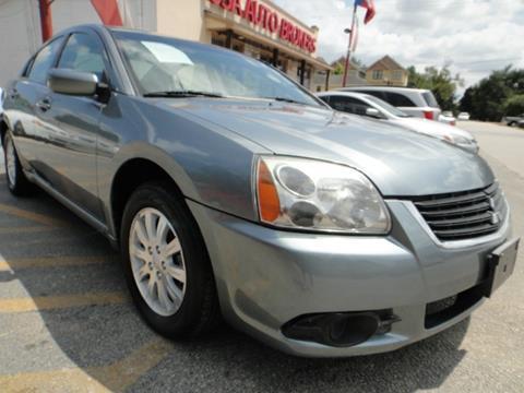 2009 Mitsubishi Galant for sale in Houston, TX