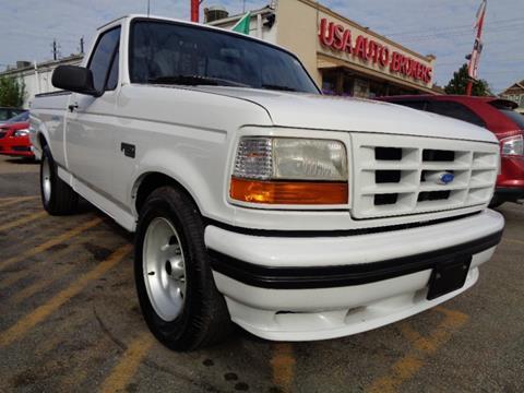 1994 Ford F-150 SVT Lightning for sale in Houston TX & Used Ford F-150 SVT Lightning For Sale in Dundalk MD ... azcodes.com