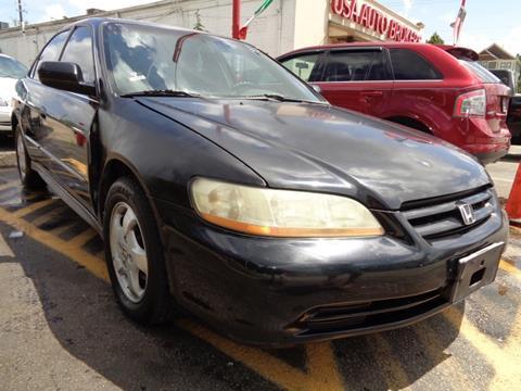 2001 Honda Accord for sale in Houston, TX