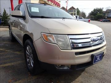 2007 Ford Edge for sale in Houston, TX