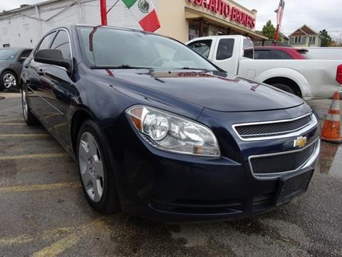 2012 Chevrolet Malibu for sale in Houston, TX