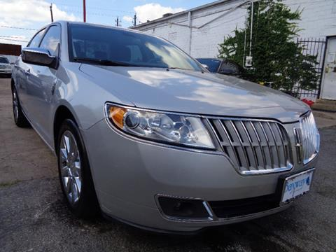 2010 lincoln mkz for sale in texas. Black Bedroom Furniture Sets. Home Design Ideas