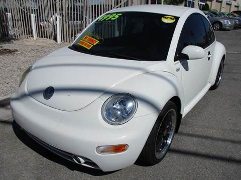 volkswagen new beetle for sale las vegas nv. Black Bedroom Furniture Sets. Home Design Ideas