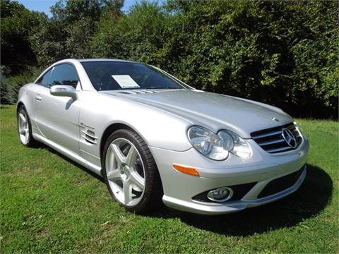 2007 Mercedes-Benz SL-Class for sale in Kannapolis NC