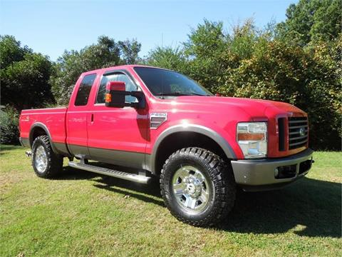 2008 Ford F-250 Super Duty for sale in Kannapolis NC