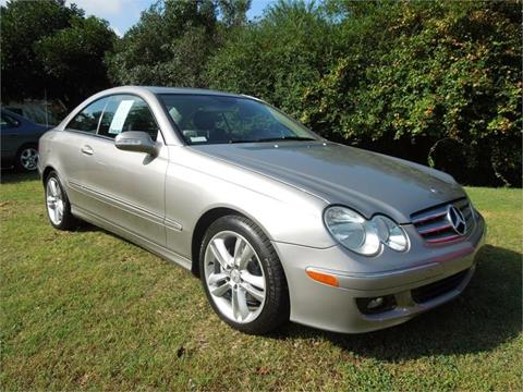 2006 Mercedes-Benz CLK for sale in Kannapolis NC