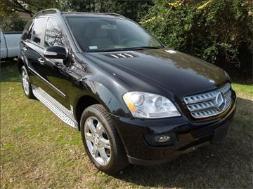 Used mercedes benz m class for sale in north carolina for Used mercedes benz for sale in nc