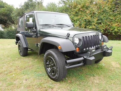 2010 Jeep Wrangler for sale in Kannapolis, NC