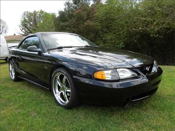 1996 Ford Mustang for sale in Kannapolis, NC
